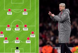 """""""3 chàng lính ngự lâm"""" là """"chiếc khiên"""" tốt nhất của Arsenal?"""