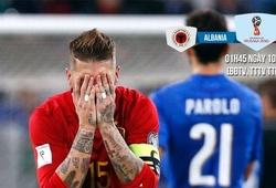 Albania - Tây Ban Nha: Chuyện những kẻ phá hoại ở La Roja