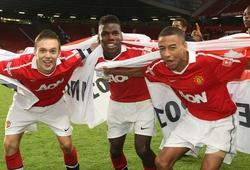 """""""Bạc đãi"""" cầu thủ trẻ, học viện Man Utd vẫn được đánh giá cao"""