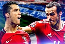 Bồ Đào Nha-Xứ Wales: Lần đầu của Gareth Bale