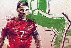 Chân dung Đội tuyển Bồ Đào Nha tại EURO 2016