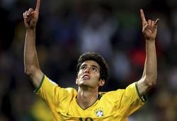Kaka trở lại Tuyển Brazil ở tuổi 35