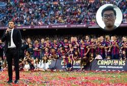 GÓC CĐV: Di sản của Luis Enrique ở Barca là gì?
