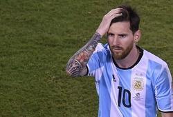 Lionel Messi hết cửa giành Bóng vàng FIFA 2016?