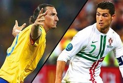 Chờ Ronaldo và Ibrahimovic phá kỷ lục trên đất Pháp