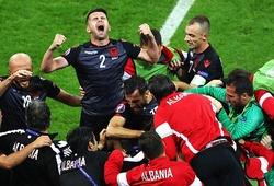Bảng A: Pháp và Thuỵ Sỹ vào vòng 1/8, Albania làm nên lịch sử