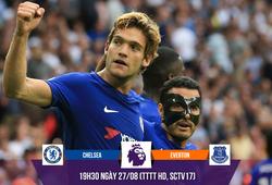 """""""Sát thủ tàng hình"""" sẽ giúp Chelsea hạ gục Everton?"""
