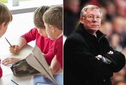 Cậu bé 11 tuổi viết thư chỉ trích Alex Ferguson