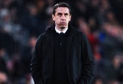 Gary Neville nói gì sau thảm bại 0-7 trước Barca?