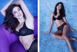 Irina Shayk đầy mê hoặc trong bộ sưu tập mới