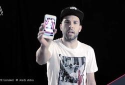 Jordi Alba ra mắt ứng dụng mang thương hiệu chính mình