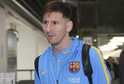 Messi mở quán ăn tại trung tâm Barcelona