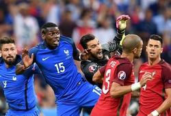Video diễn biến chính trận đấu giữa Pháp và Bồ Đào Nha