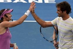 """Roger Federer: Giấc mơ cùng """"Quả phụ đen"""""""