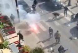 Video: Bạo lực kinh hoàng trên đường phố Sicily