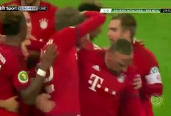 "Video Bayern Munich - Werder Bremen: Đẳng cấp ""Hùm xám"""