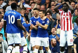 Video Everton - Stoke City: Chiến thắng nhọc nhằn của The Toffees