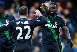 Video Ngoại hạng Anh: Chelsea 1-1 Stoke City