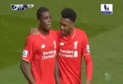Video Ngoại hạng Anh: Liverpool 4-1 Stoke