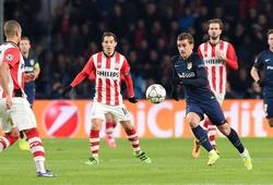 Video Saul giúp Atletico ghi điểm tại Hà Lan