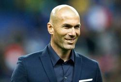 Zidane nói gì sau khi nhận chức HLV Real Madrid?