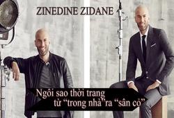 """Zidane """"cuồng"""" Mango từ trong nhà, ngoài ngõ đến sân cỏ"""