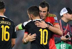 """V.League với EURO 2016: Bỉ sẽ """"đá bay"""" Xứ Wales"""