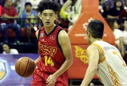 Tranh cãi về trọng tài trận Danang Dragons thắng Saigon Heat