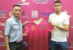 CLB Sài Gòn ký hợp đồng với cựu tiền đạo U.23 Brazil