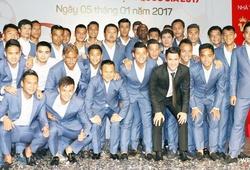 CLB TP.HCM và V.League 2017: Thách thức lớn chờ Công Vinh
