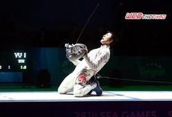 Đấu kiếm Việt Nam bất ngờ giành 2 vé dự Olympic 2016