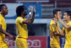 Hải Phòng thắng dễ 5-2 trước đội dự bị của Long An