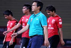 Long An chỉ có 18 cầu thủ để tập cho giai đoạn 2 V.League 2017