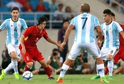 Tuấn Anh chơi không tốt trước U20 Argentina là điều tất yếu