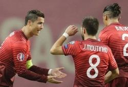 V.League với EURO 2016: Bồ Đào Nha sẽ biết cách hạ tuyển Áo