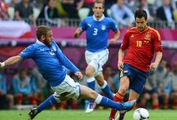 """V.League với EURO 2016: Italia và Tây Ban Nha sẽ """"đấu súng"""""""
