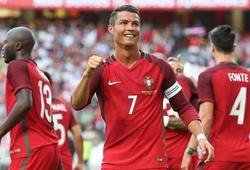 V.League với EURO 2016: Ronaldo sẽ giúp Bồ Đào Nha hạ Iceland