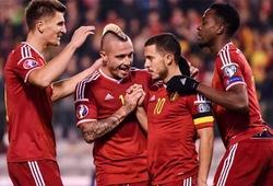 V.League với EURO 2016: Tuyển Bỉ cần cẩn trọng Ibrahimovic