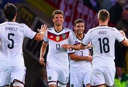 V.League với EURO 2016: Tuyển Đức sẽ thắng cách biệt Ukraine