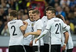 V.League với EURO 2016: Tuyển Đức xóa dớp trước Italia