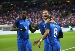 V.League với EURO 2016: Tuyển Pháp giành vé cuối cùng