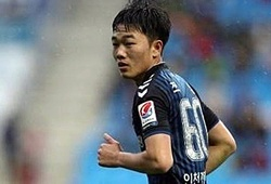 Xuân Trường đá chính trận thứ 2 liên tiếp trong ngày Incheon chiến thắng