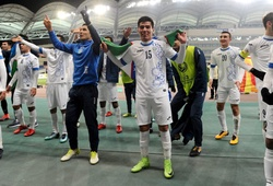 """Choáng ngợp với """"mô hình bóng đá Real và Barca"""" của Uzbekistan"""