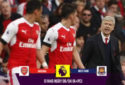 Đấu trường sinh tử đợi Arsenal - Wenger