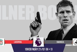 "Liverpool - Swansea: Phát súng ""James Bond"""