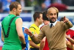 Man City quyết tậu thủ môn số 1 thế giới