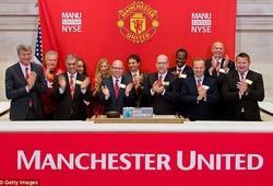 Cổ phiếu Man Utd tăng ầm ầm dù Mourinho chưa đến