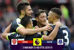 Arsenal nắm trong tay phép màu vào Top 4 Premier League