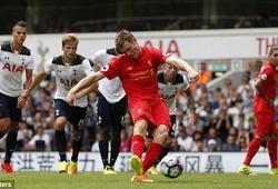 KẾT THÚC, Tottenham 1-1 Liverpool: Hòa kịch tính
