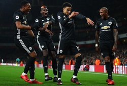 Trực tiếp trận Arsenal - Man Utd: Lingard lập cú đúp, MU thắng 3-1